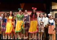 Dominican Presents: Disney's Beauty and the Beast 2013
