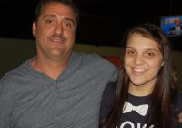 Dominican Father Daughter Bowling