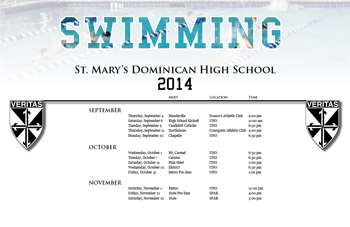 Swimming Agincourt swimming pool schedule 2014